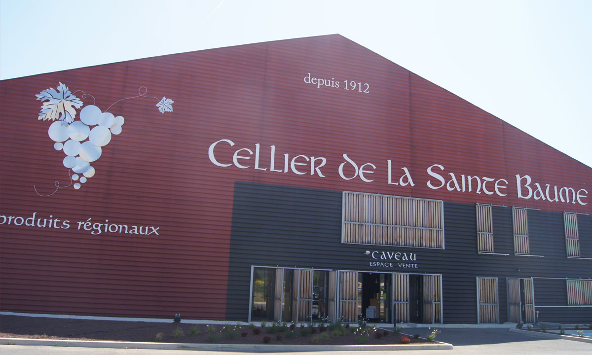 photo Cellier de la Sainte Baume - Vente de vin en ligne